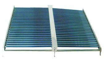 太阳能联集箱集热器