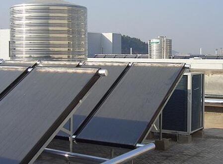 宿舍太阳能热水工程解决方案